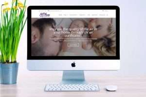 AirPal Spectra Website
